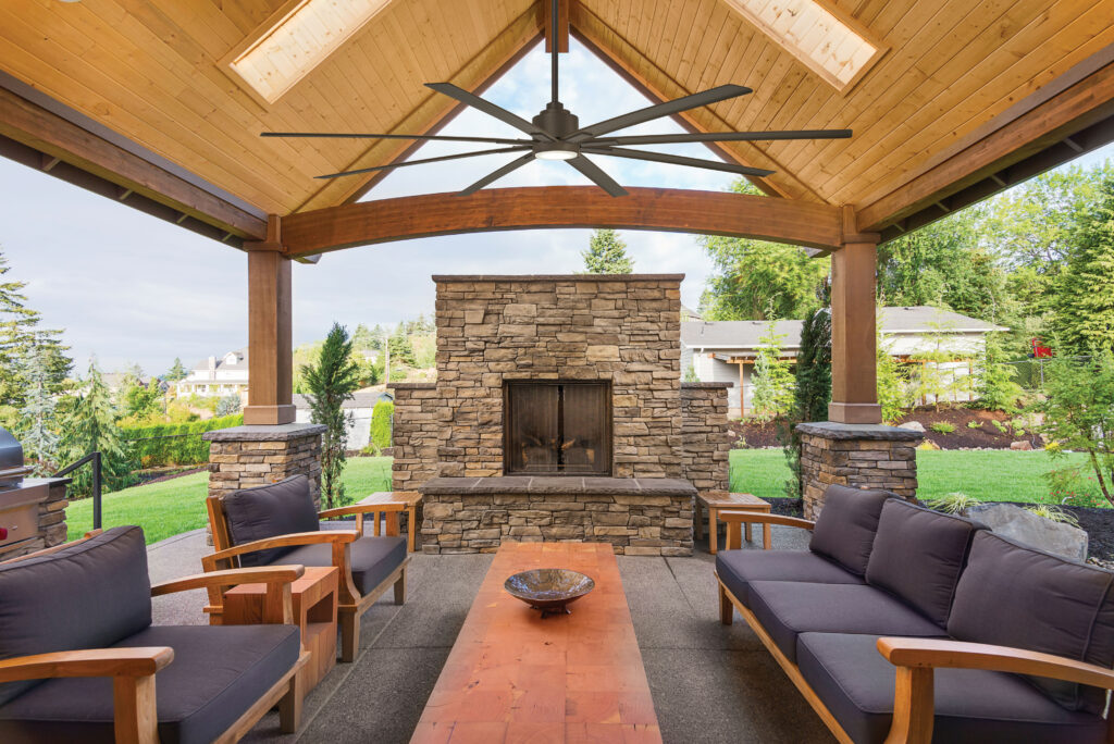 Outdoor Lighting Everything You Need To Know About Outdoor Ceiling Fans